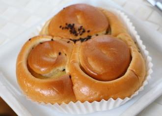 ホックホク食感 おいもパン