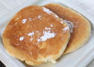 ニッポンハム リコッタチーズのパンケーキ