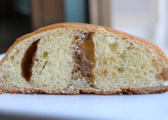 沖縄県産黒糖& ぬちまーすメロンパン