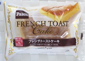 フレンチトーストケーキ