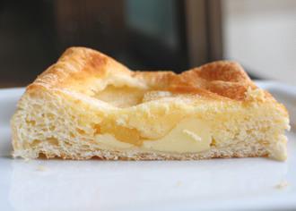 ベイクドりんごチーズ