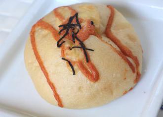 もっちり明太子のパン