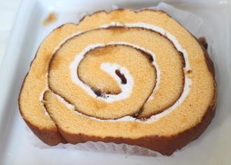 かぼちゃロールケーキ メープル