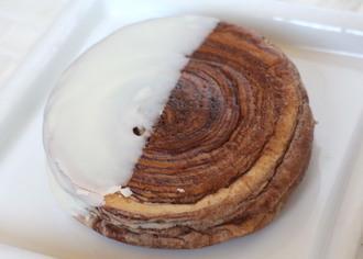 うず巻きチョコサンド