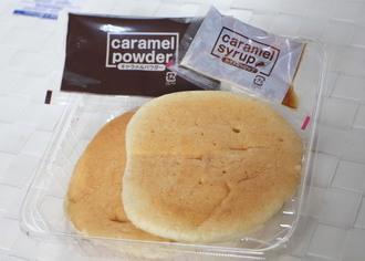 キャラメリゼパンケーキ