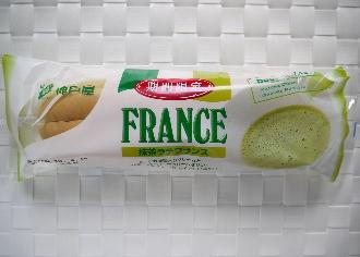 FRANCE 抹茶ラテフランス