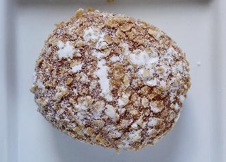 黄金のクリームドーナツ