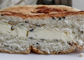 黒ごまチーズ