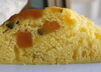 かぼちゃ蒸しパン