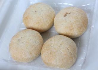 パン屋さんが作ったパイまんじゅう
