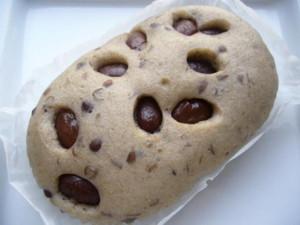 北海道のお豆の蒸しパン