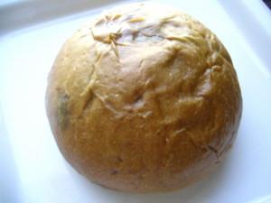 温泉パン抹茶あずき