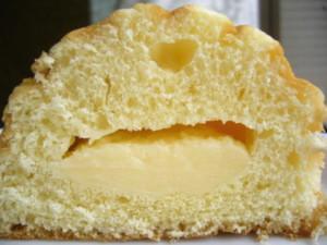 とろけるクリームパン