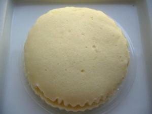 梅ジャムサンド蒸しケーキ