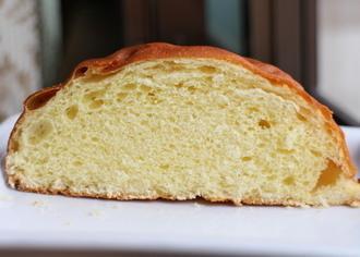 たまごの風味ゆたかなブールパン