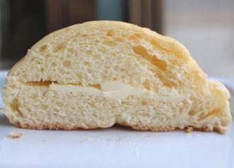 北海道チーズメロンパン