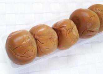 薄皮沖縄黒糖入り栗つぶあんぱん
