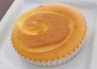 北欧チーズのベイクドケーキ