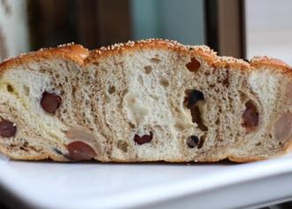4種の国産お豆のパン