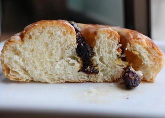 モハベレーズンのパン・オ・レザン