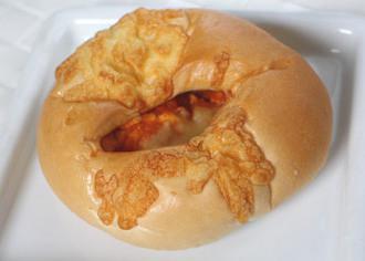 ラタトゥイユチーズパン