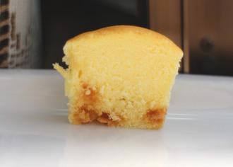 しっとりひとくちむしパンケーキ