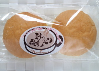 朝の練乳パン