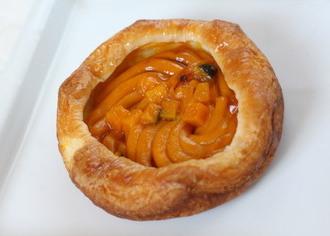 北海道産えびすかぼちゃのモンブラン