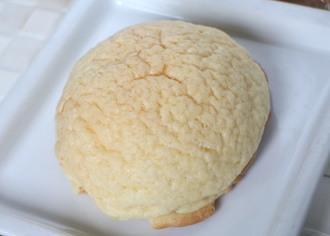 ほのかな甘みメロンパン