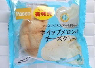 ホイップメロンパン チーズクリーム