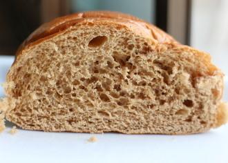 黒糖入りロシアパン