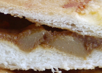 焼カレーチーズ