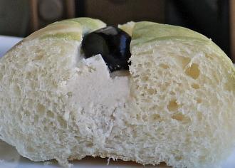 黒豆ときなこクリーム