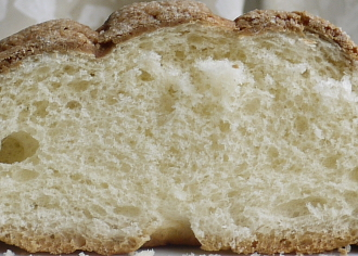 キャラメル風味メロンパン