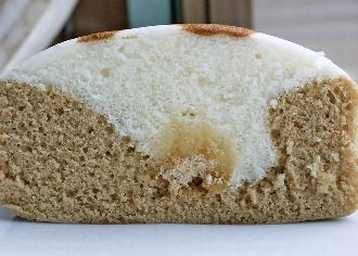 キャラメルマキアート蒸しケーキ