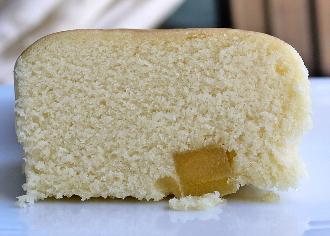 スイートポテト風蒸しケーキ(なると金時)