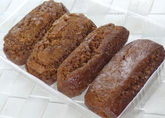 黒糖おやつドーナツ