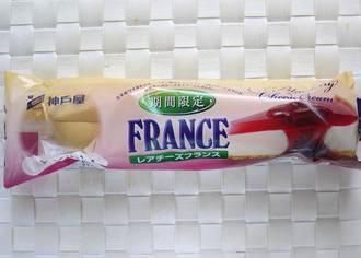 レアチーズフランス