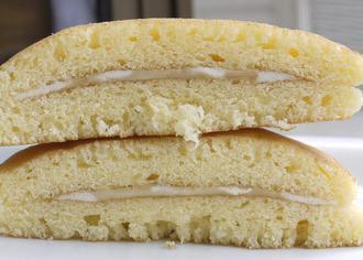 ジャージー牛乳パンケーキ