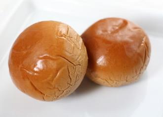 薄皮 沖縄黒糖入りスイートポテトクリームパン