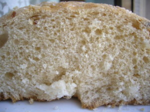 アーモンドキャラメルメロンパン