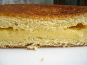 淡路島産牛乳クリームパン