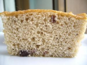 あずきのケーキ