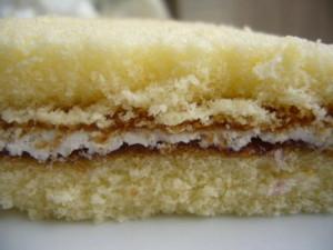 ブルーベリー&ホイップケーキ