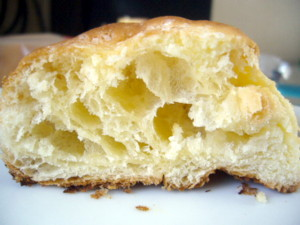デニッシュメロンパン