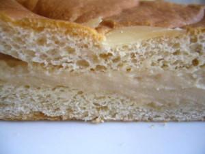 平焼きキャラメルクリームパン