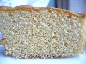 黒糖のケーキ 4pieces