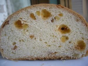 温泉パン アーモンドキャラメル