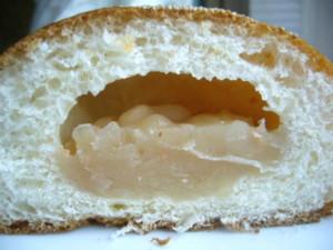白あんパン